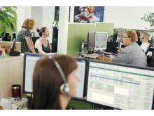 Ein schöner Arbeitsplatz - für einen besseren Kundenservice