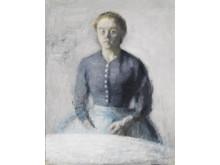 Hammershøi portrait