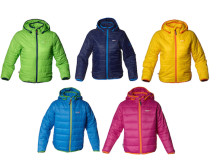 ISBJÖRN Frost Light Weight Padded Jacket - Five Colours