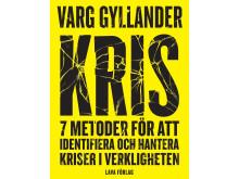 Omslag Kris av Varg Gyllander