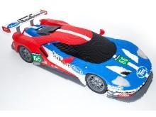 Ford GT i LEGO