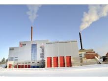 Kraftvärmeverket - Tranås Energi AB