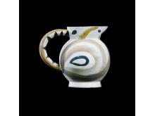 Kanna, ingår i utställningen Picasso på ett fat. Keramik 1948-1971.