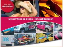 Systemtext på Tjänstebilsdagarna: demo av bilfoliering och 3M™ Scotchshield™ film för bilrutor