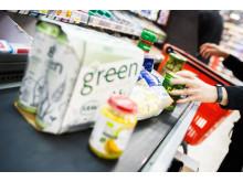Fortsatta ökningar för KRAV i dagligvaruhandeln
