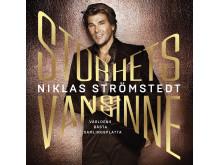 """Niklas Strömstedt """"Storhetsvansinne - världens bästa samlingsplatta"""""""