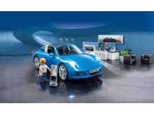 Ab Anfang 2016 im Handel: Der Porsche 911 Targa 4S von PLAYMOBIL