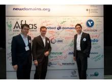 newdomains 2013 - Der Vorstand der united-domains AG