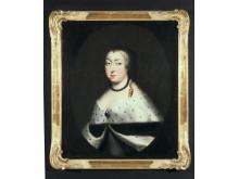 Porträtt Hedvig Eleonora, Ehrenstrahl?