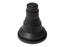 Uponor Vario Rörgenomföring Black 9-25 mm