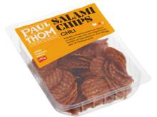 Salamichips Chili PAUL och THOM