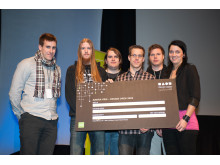 Design Open andra pris högskola/universitet