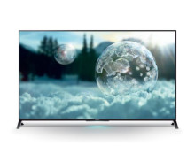 Sony X85 4K Ultra HD TV - Ice Bubbles in 4K