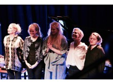 Susanna & the Brotherhood of Our Lady, Oslo Jazzfestival