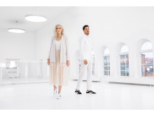 "Sofia Karlberg och Matar ""Näääk"" Samba frontar Scoretts kampanj Sneakers Corner 2017"