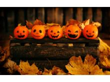 """Hvorfor ikke dele ut """"skumle"""" klementiner på Halloween?"""