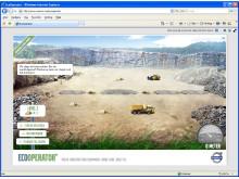 Webbplats Eco Operator