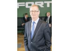 Leif Johansson, Industrial Advisor, Ratos