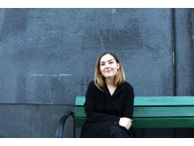 Hemslöjdens stipendiat 2017 Alexandra Andersson