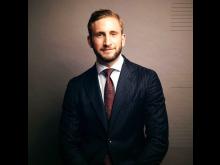 Jakob Sandström, ansvarig Cool Company UK