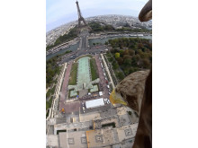 An Eagle Eye View with Action Cam Mini