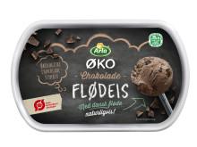 Arla Øko Flødeis Chokolade