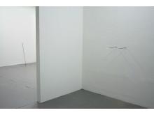 Per Kesselmar. Installationview: Manipulate Shadows at Galleri Fagerstedt, 2015