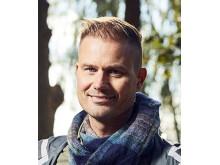 """Martin Hultman, docent och forskare vid Chalmers. Medförfattare: """"Naturens rättigheter - när lagen ger fred med jorden"""""""