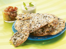 Recept: Crispy Tortilla Snack