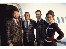 Norwegians long haul crew