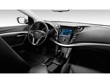 Hyundai i40 interiör
