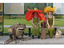 Hägerstens Botaniska Trädgård , Äntligen semester! (2012), Show