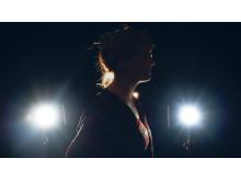 Josefin Stacy, kandidatstudent i musik- och medieproduktion vid Kungl. Musikhögskolan (KMH) som medverkar i Artify the Music 2018