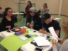 Torstas elever under Grundercamp 2017