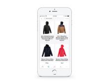 Decathlon Associate App Product Search