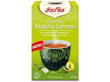 Yogi Tea Green Matcha Lemon