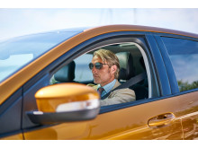 Le Fantôme - Mads Mikkelsen & new Ford Edge
