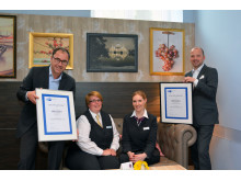 Frisch gebackene IHK Meeting Manager bei Mercure Hotels  in Hannover