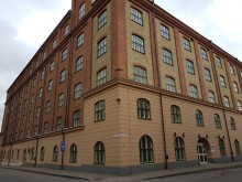 eHälsomyndighetens nya lokal i Kalmar