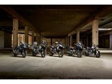 BMW Motorrad R 1250 familien