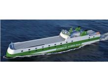 High res image - Kongsberg Maritime - Grimaldi