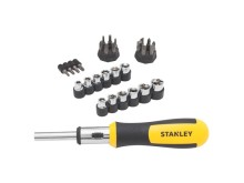 29 pc Multibit Ratcheting Screwdriver Set