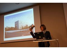 Administrerende direktør i Undervisningsbygg, Rigmor Hansen