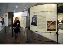 """Betrachtung der Ausstellung """"Europäische Notenspuren"""""""