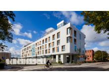 Skandionklinikken - LINK arkitektur