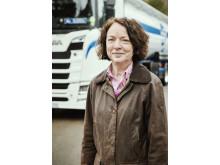 Christine Kissel-Kästner, Firmenchefin der Spedition Kissel