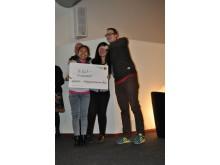 Vinnare, Food Hackathon 2016, Krinova Incubator & Science Park