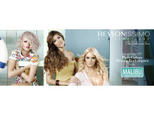 Revlon Malibu Collection Header