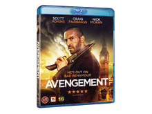 Avengement, Blu-ray
