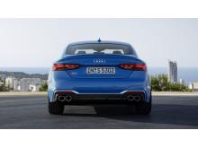 Audi S5 TDI (turboblå)